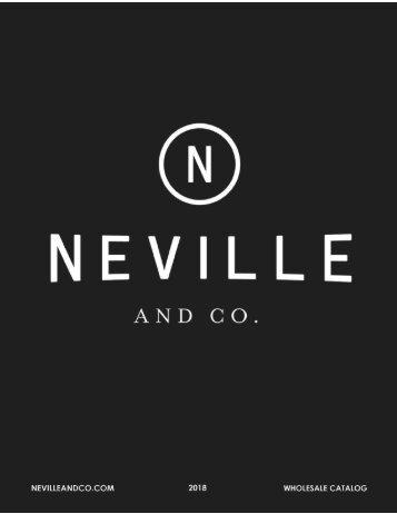 Neville & Co Wholesale Catalog_V2
