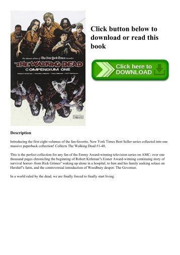 pdf the walking dead compendium volume 1 in format e pub