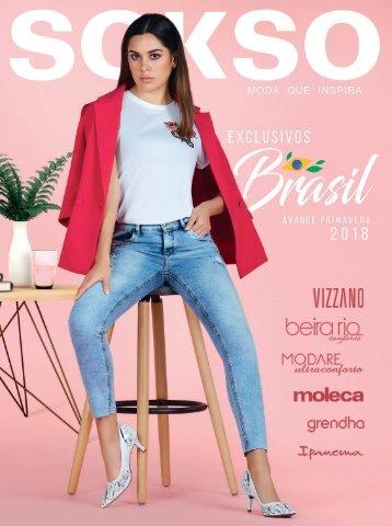 Sokso - Moda Brasil Avance Primavera 18