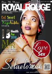 Royal Rouge Magazine 3RD Edition