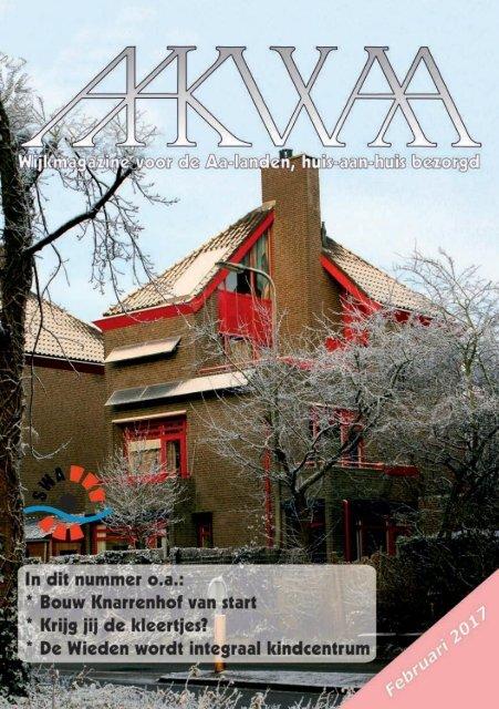 Wijkblad Aakwaa Februari 2017