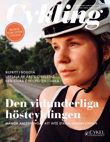 Cykling nr 3 2018