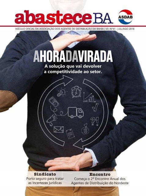 Abastece BA 41 - A HORA DA VIRADA
