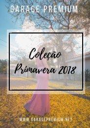 Catálogo primavera 2018