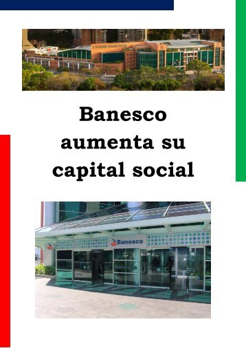 Escotet - Capital social