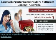 Contact Us 1-800-383-368 Instant  Lexmark Printer Service Number