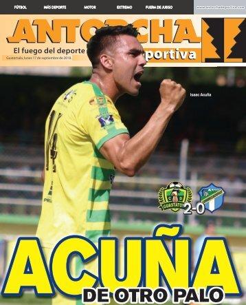 Antorcha Deportiva 334