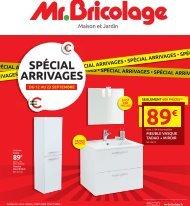 Mr. Bricolage catalogue 12 - 23 septembre 2018
