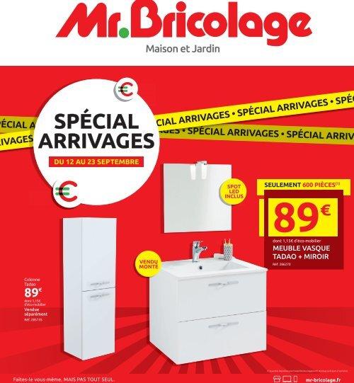 Mr Bricolage Catalogue 12 23 Septembre 2018
