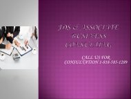 Select best businesses consulting companies