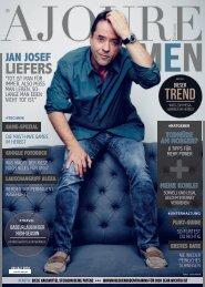 AJOURE´ Men Magazin Oktober 2018