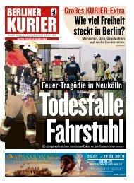Berliner Kurier 14.09.2018