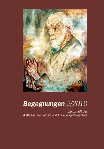 Begegnungen 2/2010 - KA Steiermark