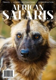 African Safaris issue 36