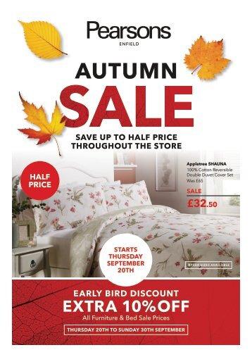 02925 Pearsons Autumn Sale 2018 16pp A5 8