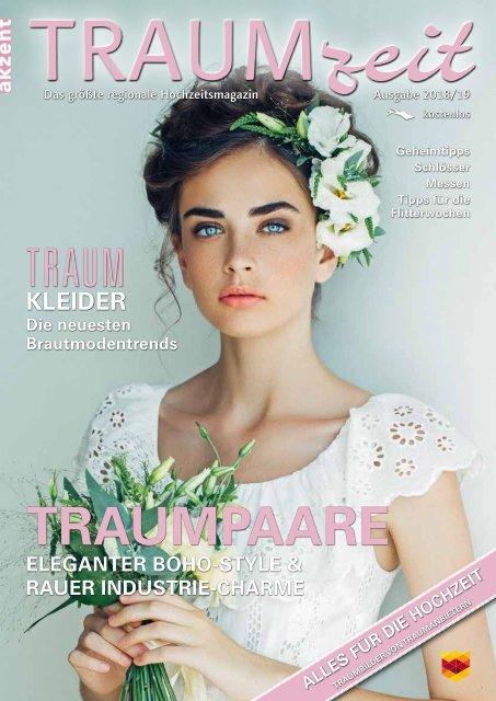 TRAUMzeit Hochzeitsmagazin 2018-2019