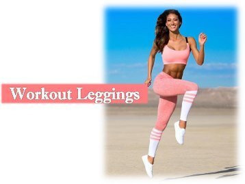 Best Workout Leggings for women's workout