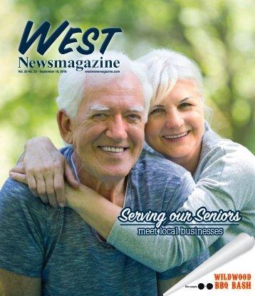 West Newsmagazine 9-19-18