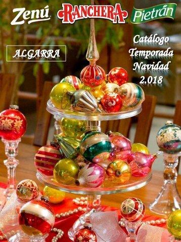 Catálogo Especiales 2018 - ALGARRA