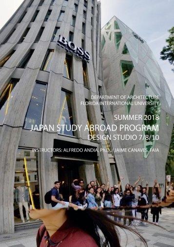 Japan Study Abroad 2018