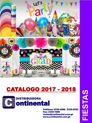 Catalogo Continental 2018 - Fiesta