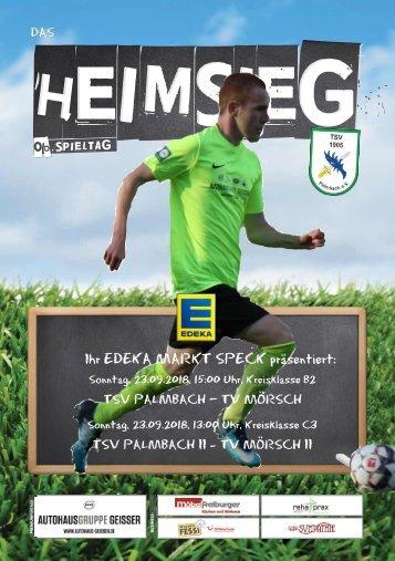 TSV Palmbach Saison 18-19 Heft 3