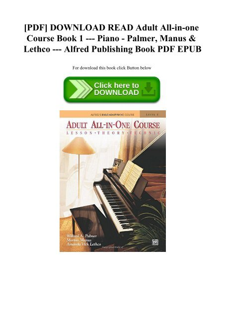 alfred publishing downloads