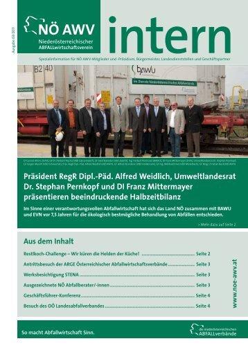 Weidlich Magazine