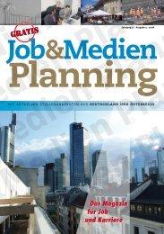 Planning - Jobs und Stellenangebote aus Deutschland einfach