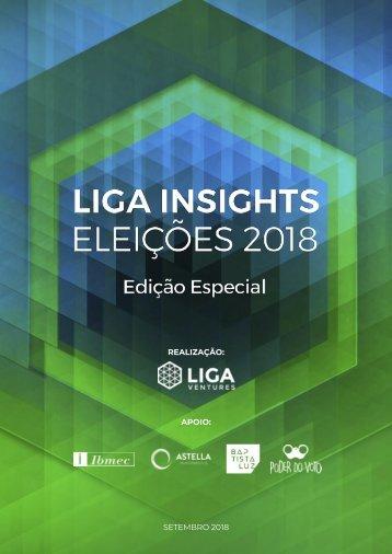 Liga Insights - Eleições 2018 - Setembro