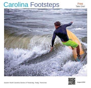 Carolina Footsteps October 2018 Opt