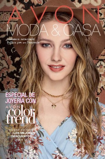 Avon - Moda & Casa C16 18