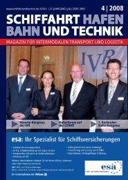 4 | 2008 - Schiffahrt und Technik