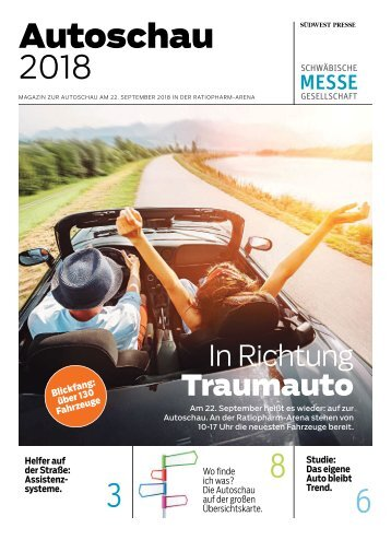 2018/38 - Autoschau 2018 18.09.-24.09.