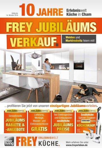 Interliving FREY - Küchen Jubiläums-Verkauf