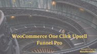 WooCommerce One Click Upsell Funnel Pro