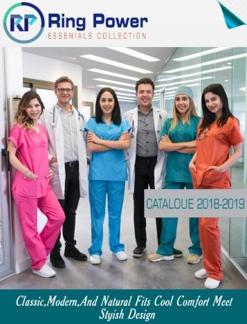 Scrubsuit Catalogue