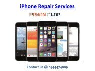 Get the service of iPhone Repair Services in Dubai, Call 0544474009