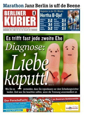 Berliner Kurier 16.09.2018
