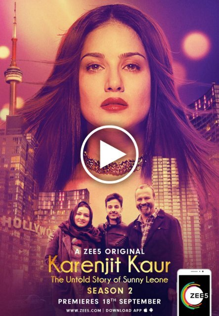 Karenjit Kaur - The Untold Story of Sunny Leone - Season 2