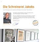 Broschüre 2018 - Schreinerei Jakobs GmbH - Page 2