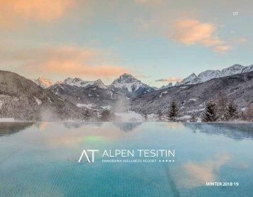 Alpen Tesitin Journal Winter