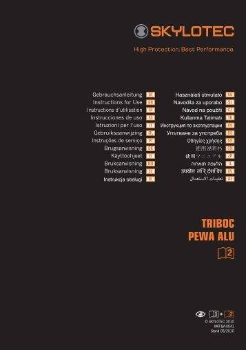 TRIBOC PEWA ALU