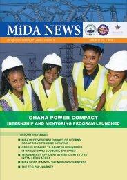 MiDA Newsletter_Vol2_Issue 3 June 2018