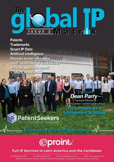 Global IP Matrix - Issue 2
