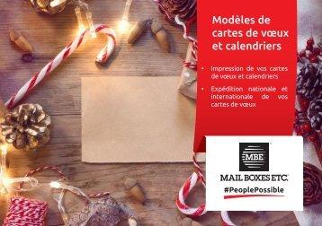 Catalogue Noël 2019 - MBE Graphisme et Impression
