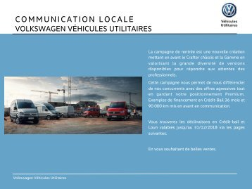 Communication Locale