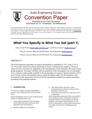 inter client communication conventions manual