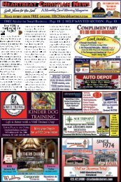 Heartbeat Christian News - August 2018 issue