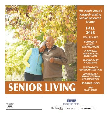 Senior Living Fall 2018